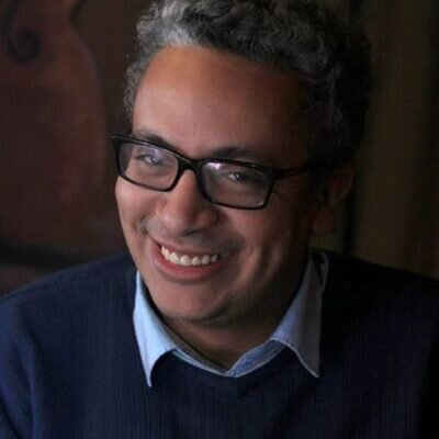 Mohamed Kheir is a novelist, poet, short story writer, journalist, and lyricist. Slipping (Eflat Al Asabea, Kotob Khan Publishing House, 2018; Two Lines Press, 2021) is his second novel and his first to be translated into English. He lives in Egypt.